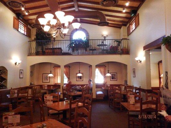 Booths Picture Of Olive Garden Savannah Tripadvisor