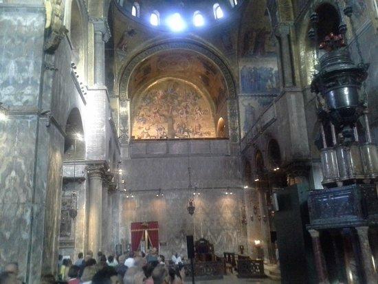 Basilica di San Marco: Interior da igreja