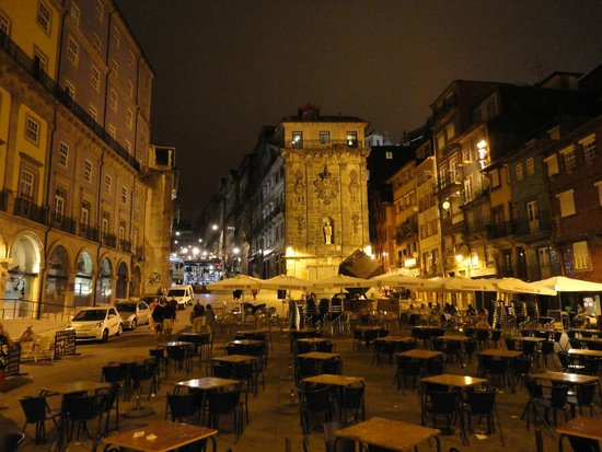 Pestana Vintage Porto: Praca Ribeira / Esterno