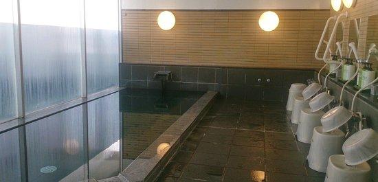 Hotel Meijiya: 大浴場は排水が今イチ