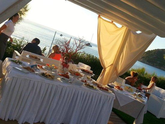 Baia Bianca Suites : Happy  hour event