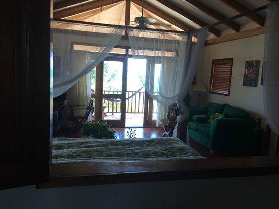 Belizean Dreams: View from inside 1A