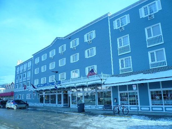 Best Western Gold Rush Inn: ゴールドラッシュイン