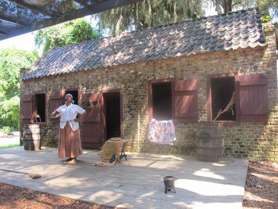 Boone Hall Plantation : Gullah experience