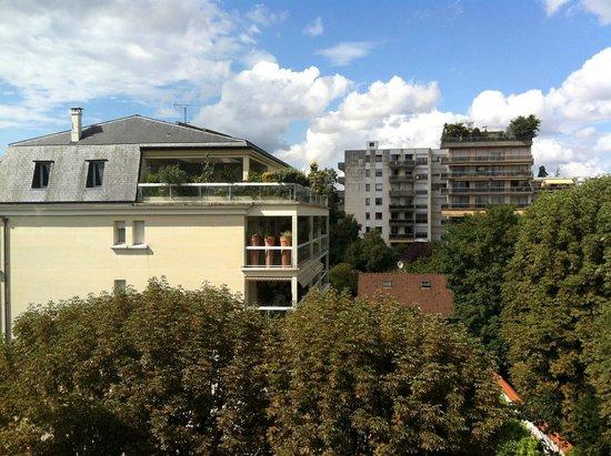 Hotel Quorum: View