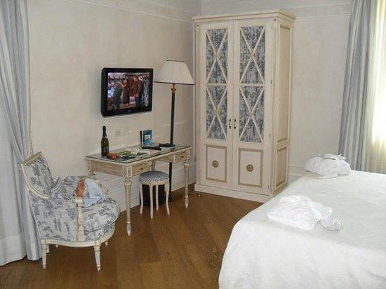Chervo Golf Hotel Spa & Resort: Camera