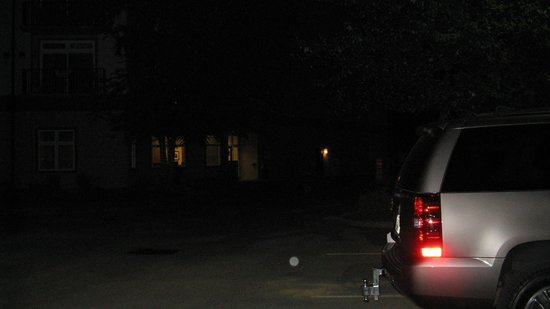 Ghost and Haunt Tours of Gatlinburg: Orbs