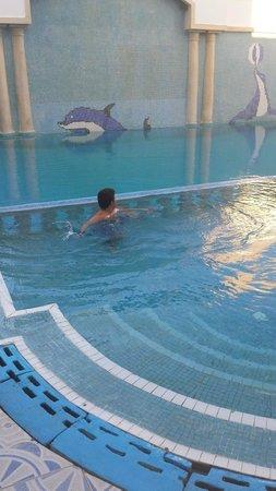 Hotel Zelis : The pool