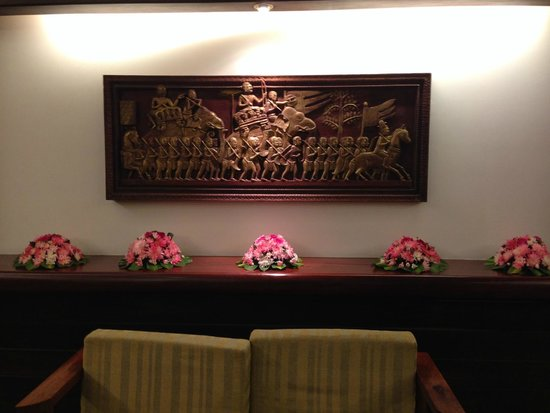 Borei Angkor Resort & Spa: Lobby Area