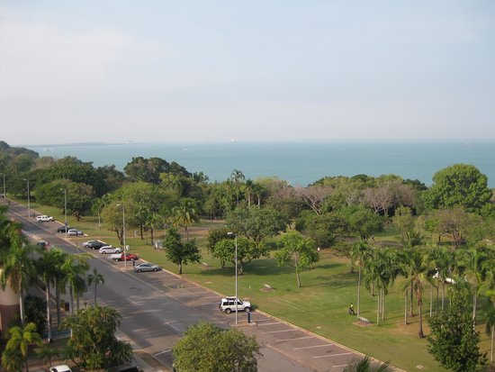 DoubleTree by Hilton Hotel Darwin: Other room view