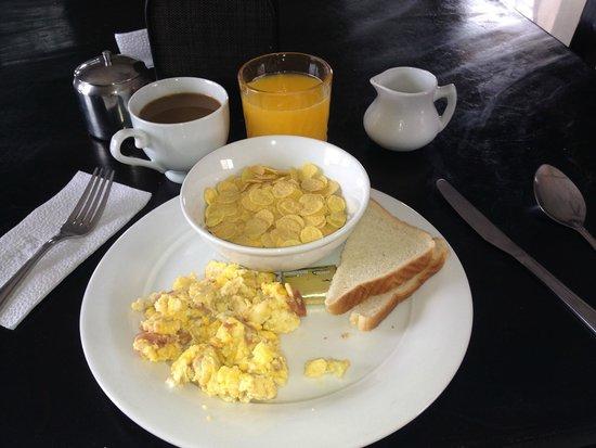 Hotel Don Carmelo: Breakfast at Don Carmelo