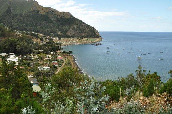 La Robinson Oceanic: La Isla de Robinson Crusoe