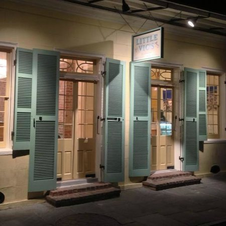 Photo of Italian Restaurant Little Vic's at 719 Toulouse St, New Orleans, LA 70130, United States