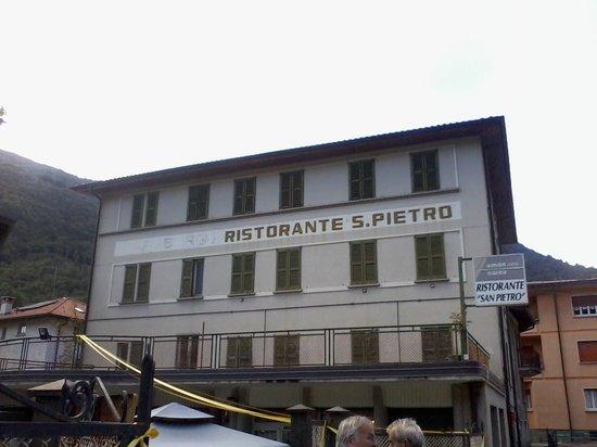 Barni, Италия: Ristorante San Pietro