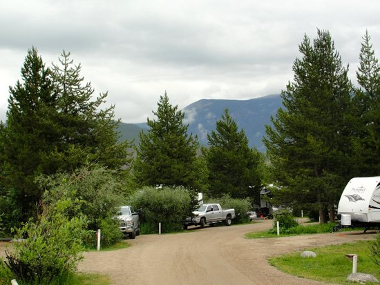 Elk Creek Campground and RV Park: Campground