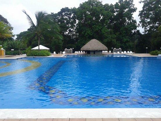 Melia Panama Canal: Excelente piscina