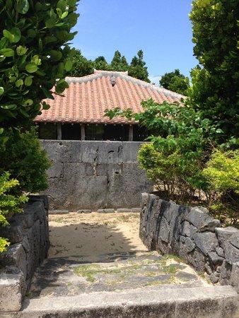 Tonaki-jima Island: 渡名喜島集落