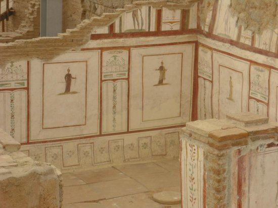 Ephesus Tours: Terrace House at Ephesus