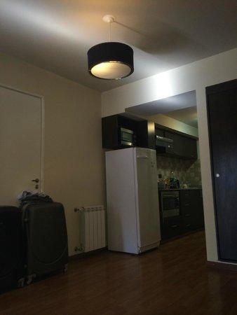 Bariloche Habitat: Cozinha - Departamento 4