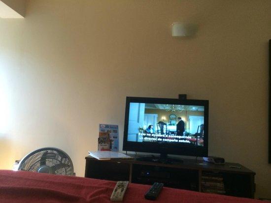 Bariloche Habitat: Televisão - Departamento 4