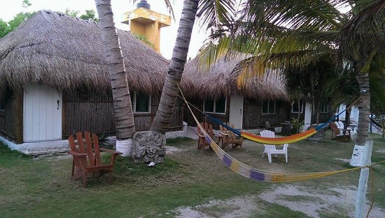 Las Cabanas del Doctor: some of the casitas