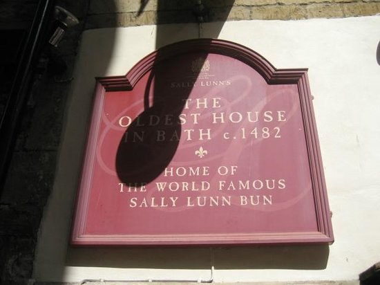 Sally Lunn's Historic Eating House & Museum: Sally Luun's the oldest building in Bath since 1482