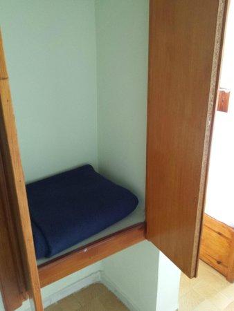 Bellamaritimo Hotel: armario