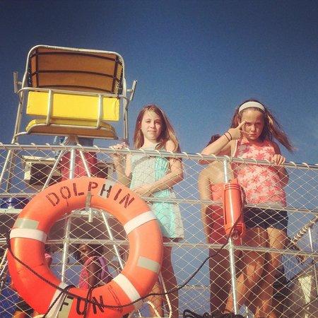 The Fun Boats Dolphin Cruises: Fun Boat