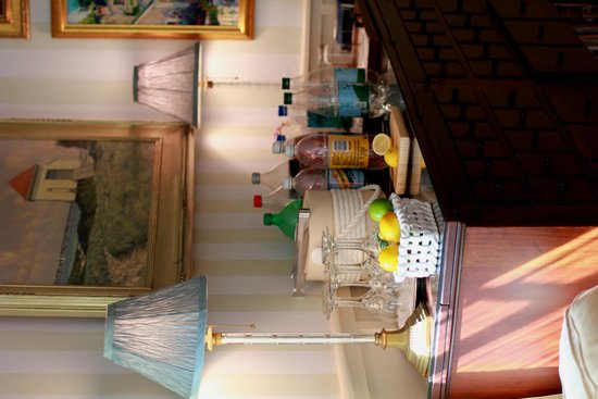 Century House: drinks 24/7