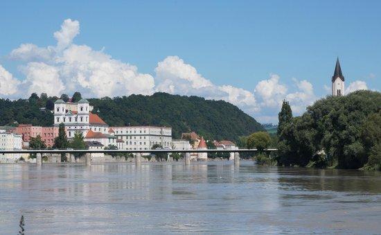 Altstadt-Hotel Passau: Passau & The Danube