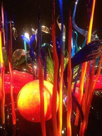 Jardín y cristal Chihuly: Stunning!