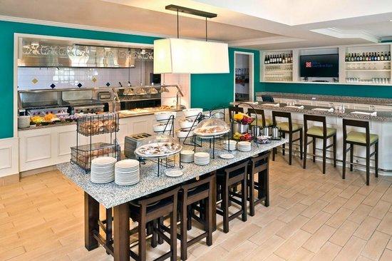 Hilton Garden Inn Baltimore White Marsh White Marsh Md Otel Yorumlar Ve Fiyat