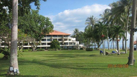 Shangri-La's Tanjung Aru Resort & Spa: Hotel