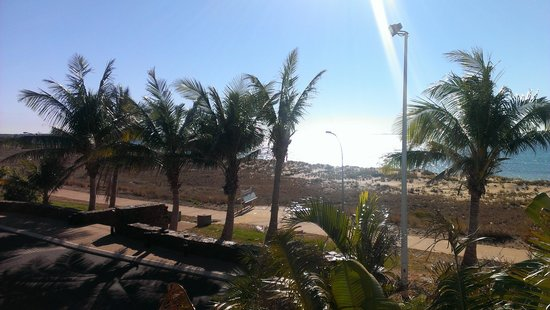 Ibis Styles Port Hedland: view from the hotel
