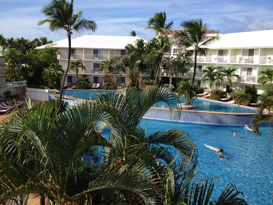 Excellence Punta Cana: View from room