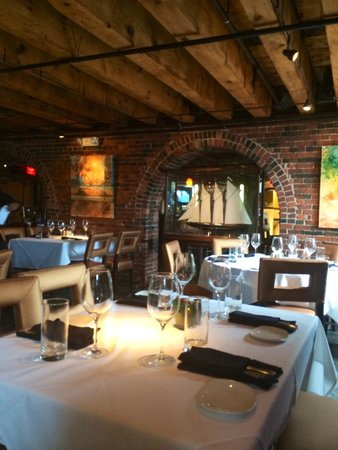 Chart House Restaurant: Good ambiance