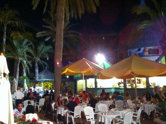 IFA Buenaventura Hotel : Restaurante Churrasco