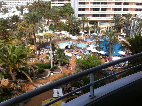 IFA Buenaventura Hotel : vista piscina