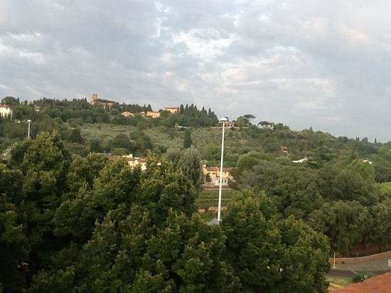 FH Grand Hotel Mediterraneo: view from balcony