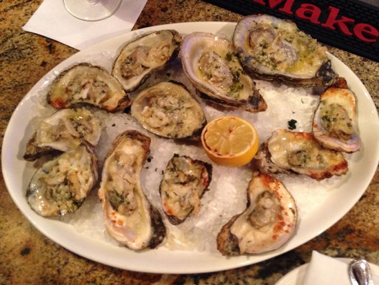 MoonFish : Oysters are amazing