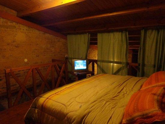 Jasy Hotel : habitacion superior