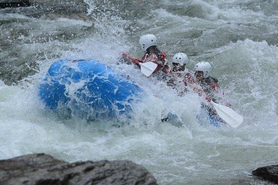 La Rafting Company: .