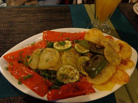Jasy Hotel : restaurante