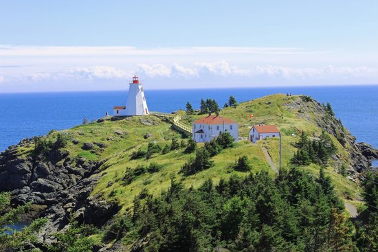 Swallowtail Lighthouse: The beautiful view