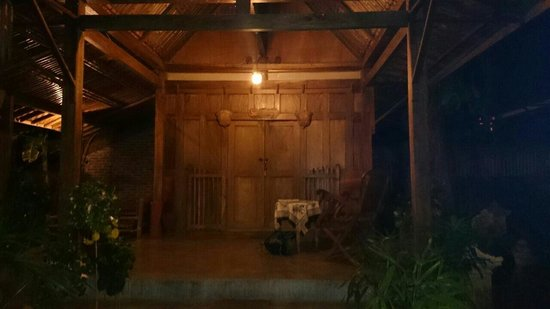 Omah Tembi: Huisje