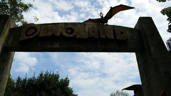 Mirabilandia: Dinoland