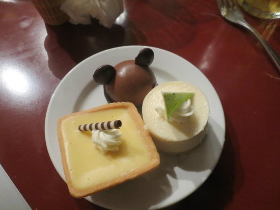 Chef Mickey's: Postres