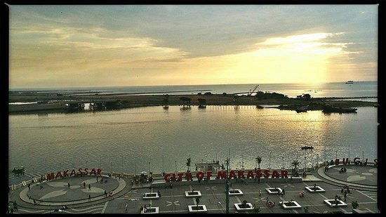 Aryaduta Makassar : view from hotel