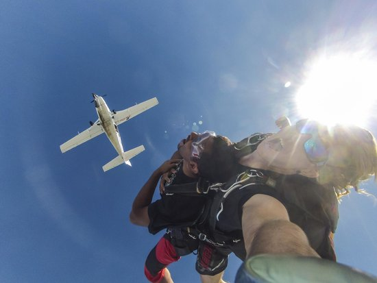 Skydive Cairns: That's where I jumped from