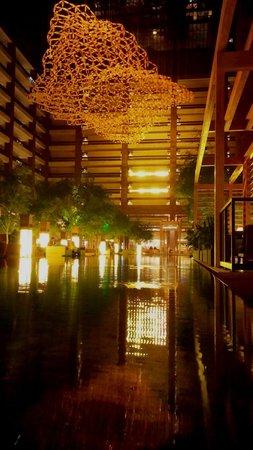 Hilton Anatole: Atrium
